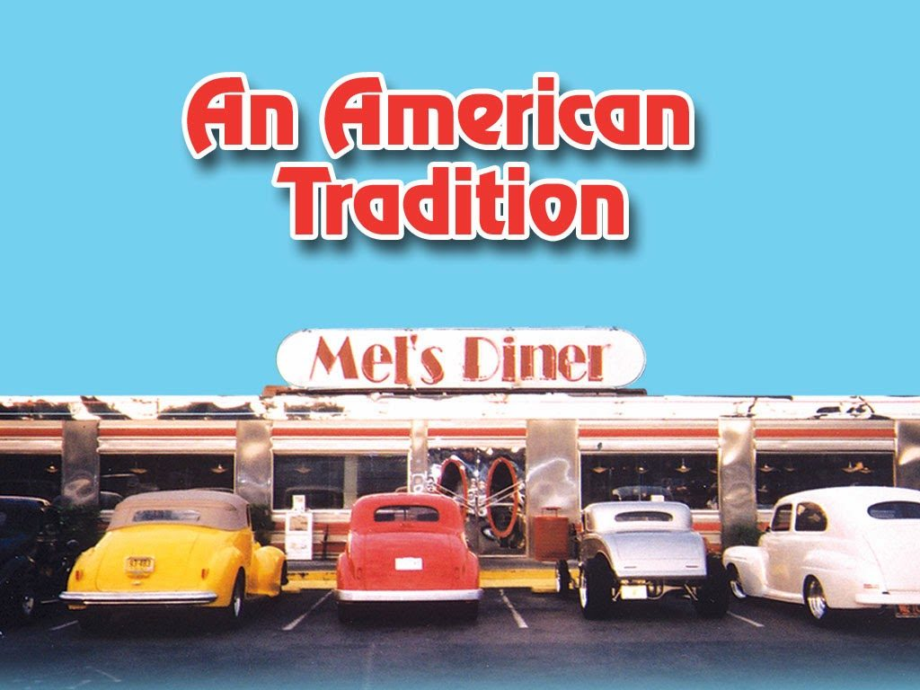 An American Tradition - Mel's Diner Pigeon Forge, TN