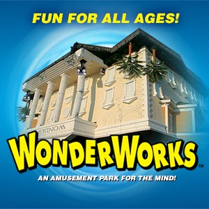 WonderWorks Pigeon Forge, TN