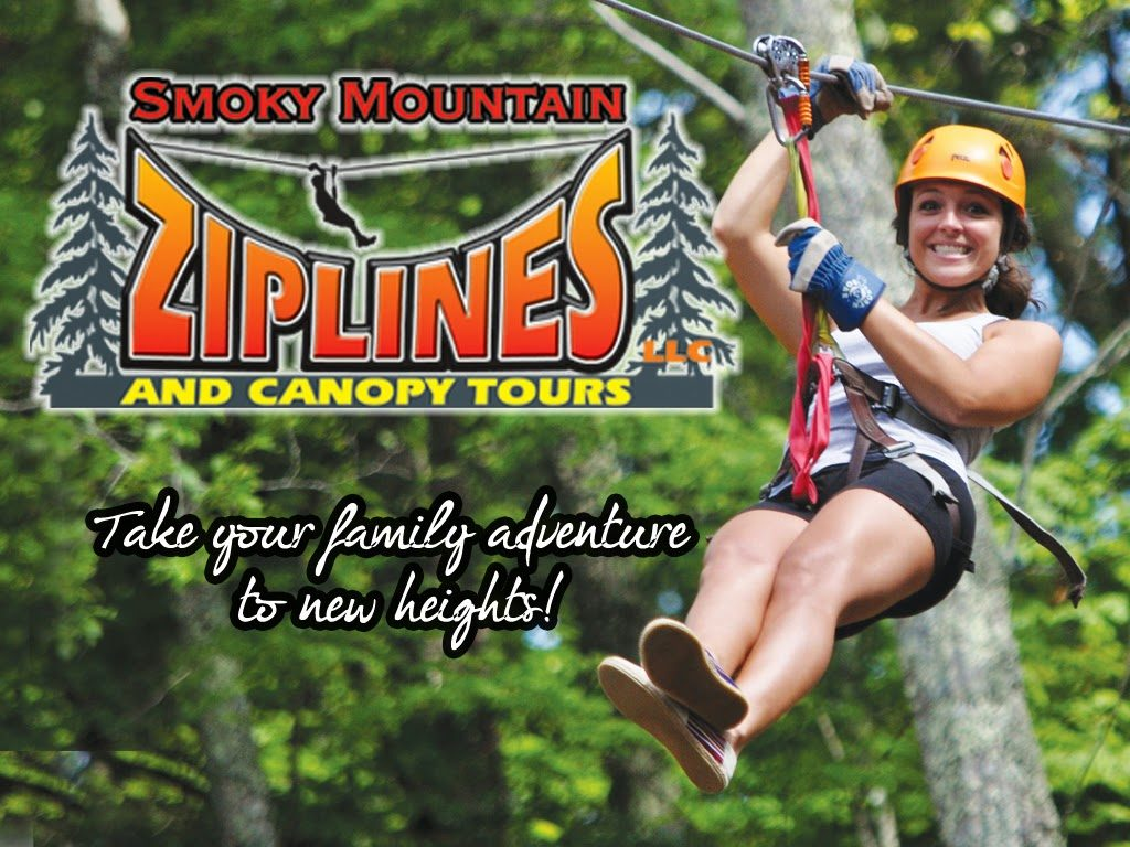 Smoky Mountain Zipline open slide 1024x768 - GO TO NEW HEIGHTS AT SMOKY MOUNTAIN ZIPLINES & CANOPY TOURS!
