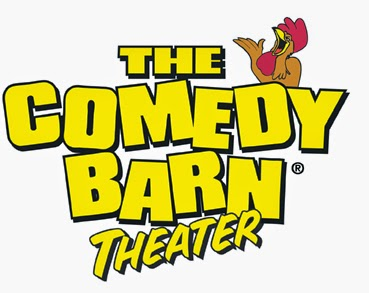Logo - PIGEON FORGE'S COMEDY EXTRAVAGANZA, THE COMEDY BARN!