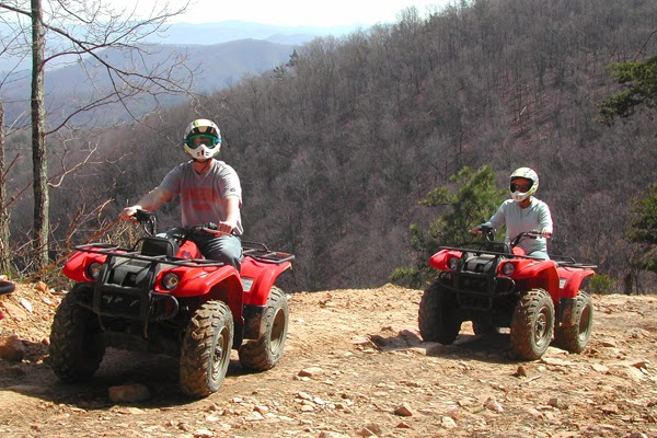 Ontopofthebluff - RIDE THE BLUFF ON A 4-WHEELED BLUFF MOUNTAIN ADVENTURE!