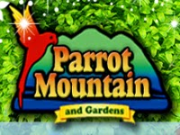 Logo - PARROT MOUNTAIN - THE PERFECT PLACE TO SPEND A DAY IN PIGEON FOREGE, TN.