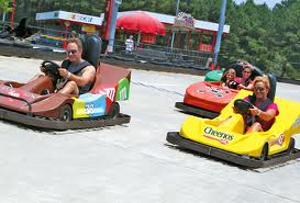 8 go-kart tracks near Gatlinburg