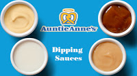 DippingSauces - RAISE YOUR SNACKING STANDARD AT AUNTIE ANNE'S IN GATLINBURG