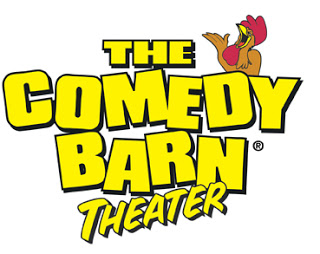 Logo 2 - COMEDIANS + ANIMALS + MUSICIANS + JUGGLERS = COMEDY BARN THEATER FUN!