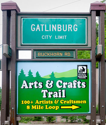 Arts Crarfts Trail - Arts & Crafts Trail Gatlinburg Tennessee