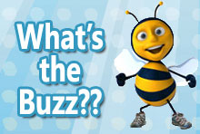 Buzz Bee Background - Coupons - Pigeon Forge & Gatlinburg
