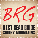 Best Read Guide Smoky Mountains Sticky Logo