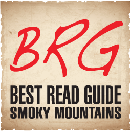 Best Read Guide Smoky Mountains Sticky Logo Retina