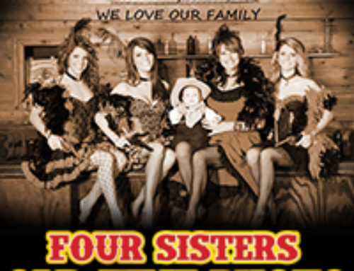 Four Sisters Old Time Photo