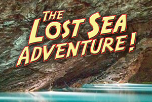 Lost Sea Adventure offers unforgettable experience