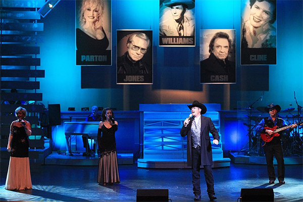 country tonite show pigeon forge3 - Country Tonite & Their Magical Christmas Show