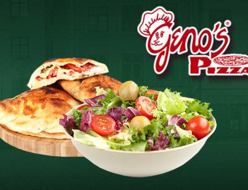 Geno's Pizza serves up freshest ingredients