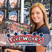Fireworks Supermarket provides most bang for your buck